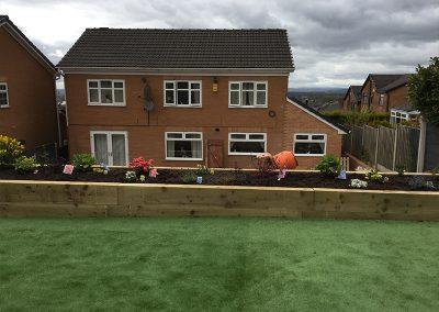 Oldham Garden Design Project